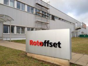 Les 25 ans de l'imprimerie roto-offset ultramoderne en Saxe-Anhalt